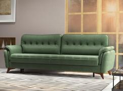 Диван-кровать Дорис арт. ТД-163 зеленый