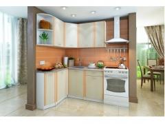 Кухонный угловой гарнитур Бланка дуб СТЛ.123.00 левый
